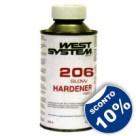 West System - 206 Indurente lento