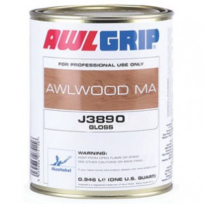 AWLGrip - Awlwood MA J3890 Clear Gloss Finish